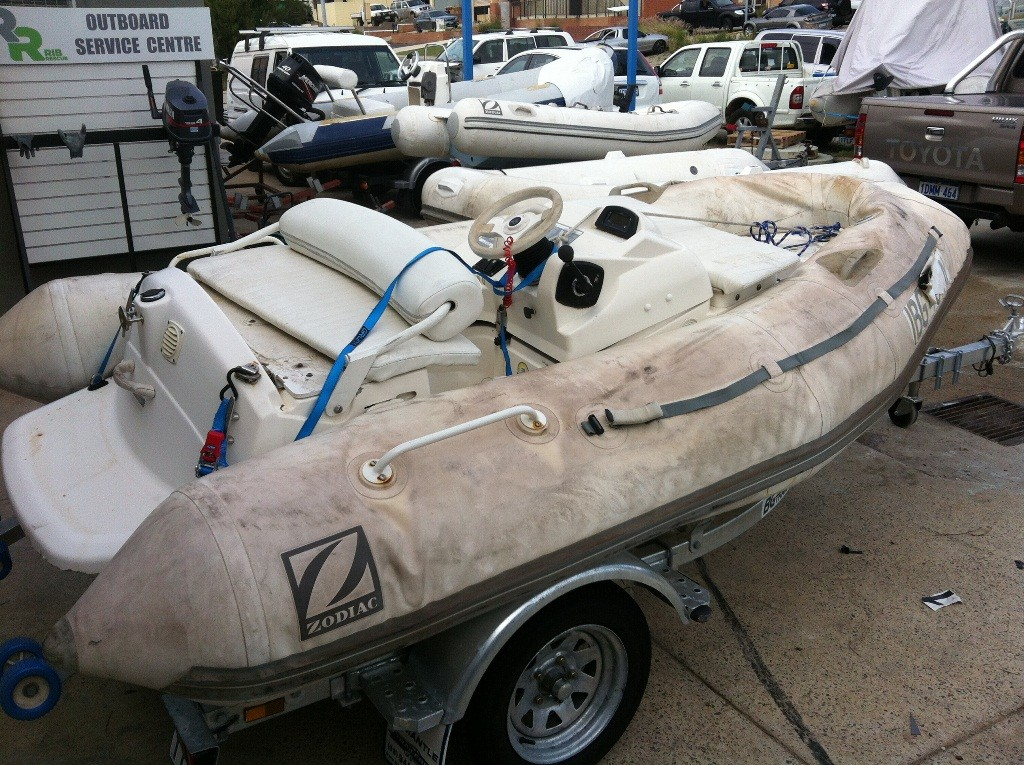 RIB Rescue | Rigid Inflatable Boat Repair Perth