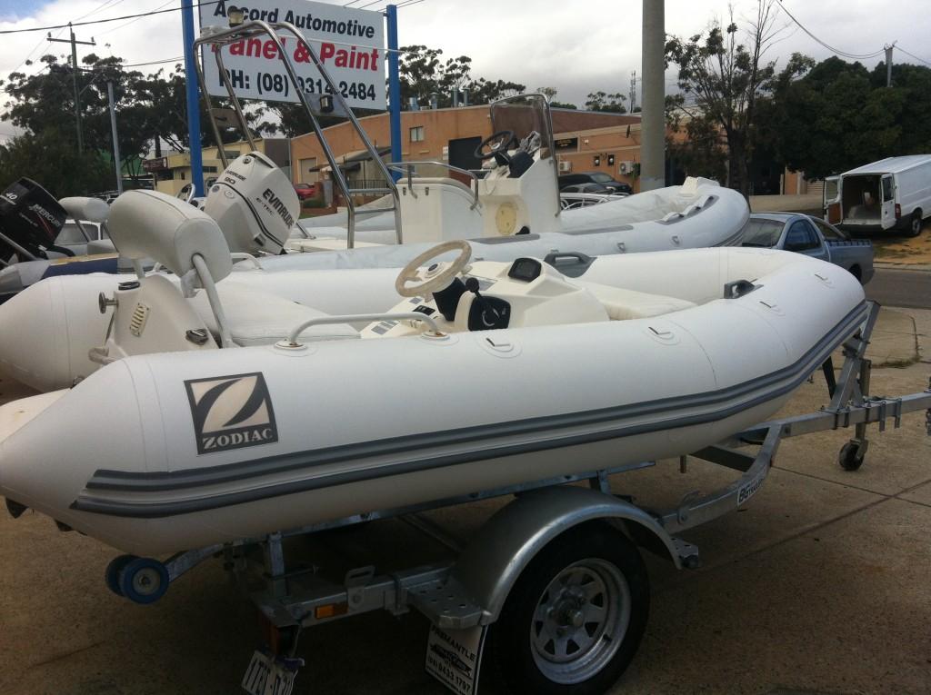 RIB Rescue | Rigid Inflatable Boat Repair Perth